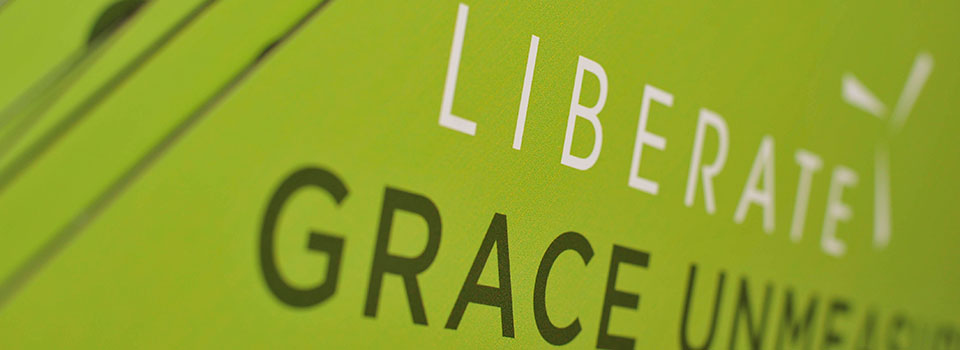 LIBERATE Conference Branding